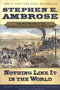 Book cover for Stephen Ambrose