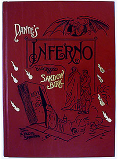 Book cover for Dante