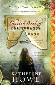 cover design for The Physick Book of Deliverance Dane with Dead Man